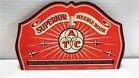 Vintage West German Made Superior Needle Book