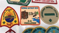 Collection of Boy Scout Patches
