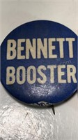 Vintage Metal Political Pins and Ford Players