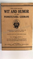 1946 Wit and Humor of the Pennsylvania Germans