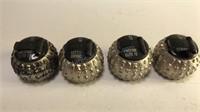 4 Vintage IBM Electric Typewriter Typing Balls