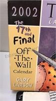 "2002 ""The Far Side"" Desk Calendar 17th and Final"