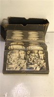 Collection of Antique Keystone View Company WWI