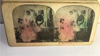 Collection Antique of Stereo-Scopic COLOR viewing