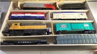 Vintage Lionel O Gauge Train Set 8 Cars in