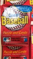 1986 Donruss Baseball Counter Display Box with