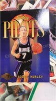 Loose Collection of Sports Cards Unsorted NBA MLB