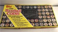 1990 Topps Baseball Coins in original box  1 pc