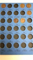 Whitman Coin Folders Lincoln Cent Collection