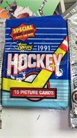 Mixed Collection of Sports Cards Most Loose but