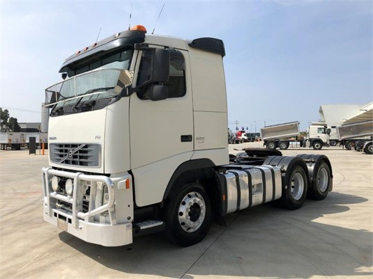 2008 Volvo FH520 - Trucks for Sale