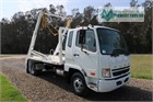 2013 Fuso Fighter 1024 Waste Disposal