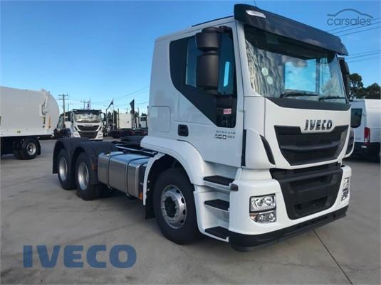2019 Iveco Stralis 460 Iveco Trucks Sales - Trucks for Sale