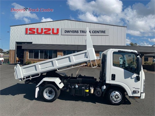 2020 Isuzu NLR 45 150 AMT Dwyers Truck Centre - Trucks for Sale