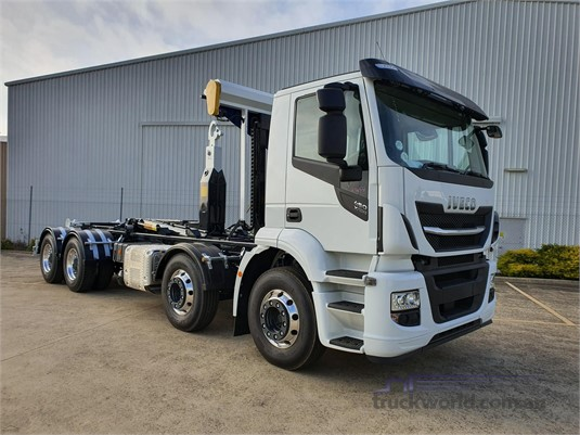 2020 Iveco Stralis 460 - Trucks for Sale