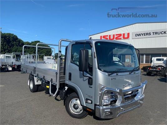 2020 Isuzu NPR 45 155 AMT Premium Tradepack - Trucks for Sale
