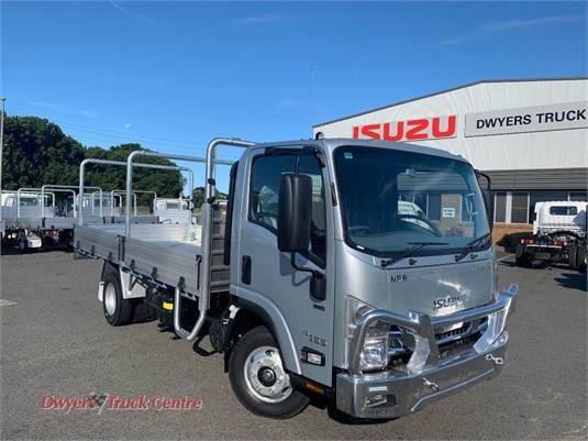 2020 Isuzu NPR 45 155 AMT Premium Tradepack Dwyers Truck Centre - Trucks for Sale