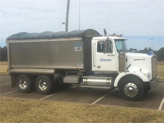 2007 Western Star 4800 - Trucks for Sale