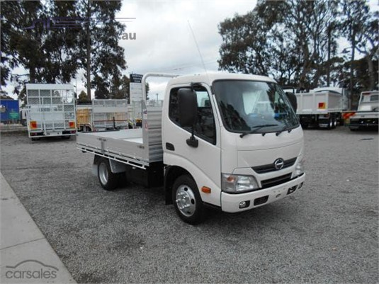 2016 Hino 300 Series 616 - Trucks for Sale