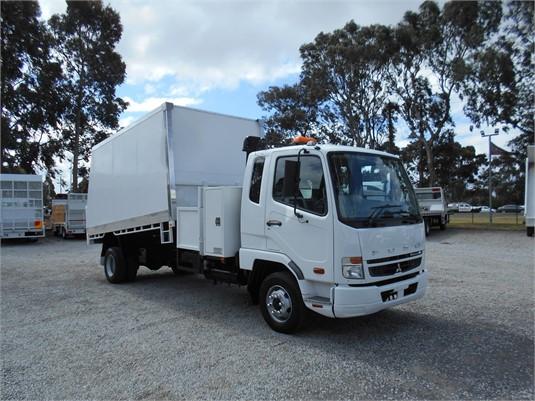 2010 Mitsubishi Fuso FK - Trucks for Sale