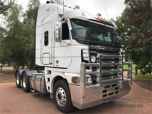 2011 Freightliner Argosy - Trucks for Sale