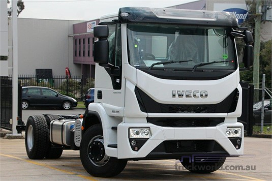 2019 Iveco Eurocargo - Trucks for Sale