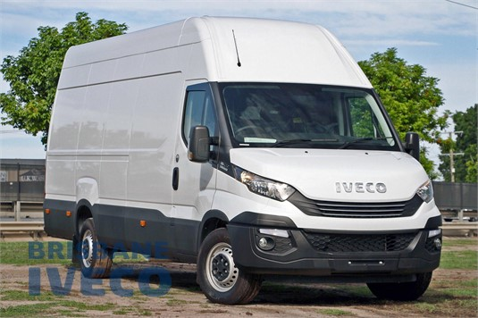 2018 Iveco Daily 35s17 18m3 Iveco Trucks Brisbane - Light Commercial for Sale