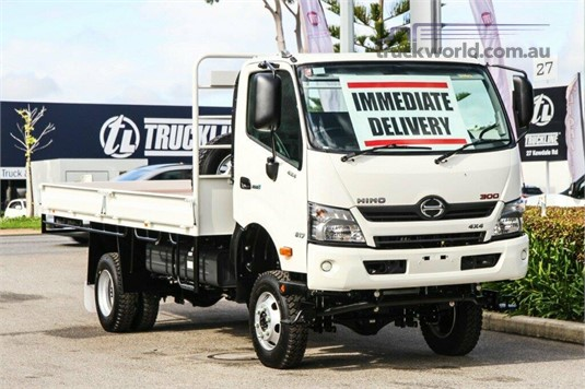 2019 Hino other - Trucks for Sale