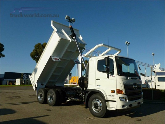 2019 Hino 500 Series - Trucks for Sale