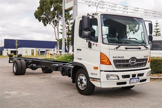 2014 Hino 500 Series 1022 FC - Trucks for Sale