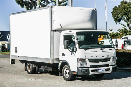 2014 Mitsubishi Canter FE - Trucks for Sale