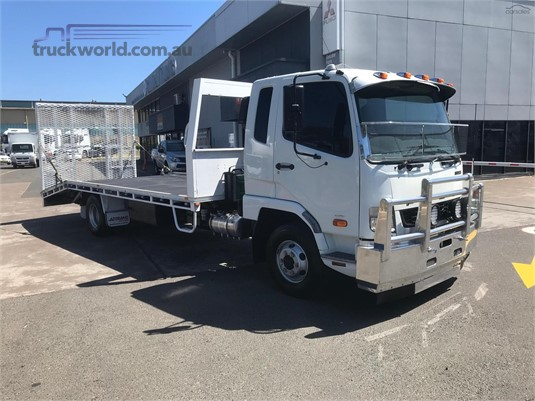 2016 Mitsubishi Fuso FIGHTER 1024 - Trucks for Sale