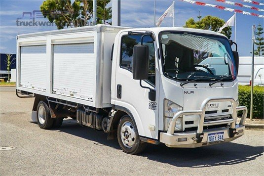 2008 Isuzu NPR - Trucks for Sale
