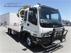 2007 Isuzu FRR500 Table / Tray Top