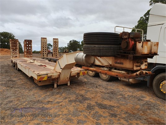 2008 Modern Transport Engineers (MTE) other - Trailers for Sale