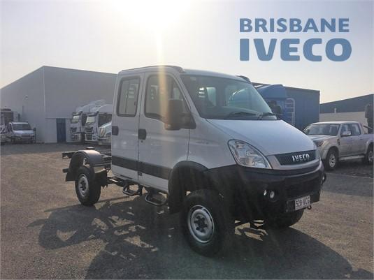 2015 Iveco Daily 55s17W 4x4 Iveco Trucks Brisbane - Trucks for Sale