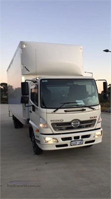2018 Hino FC1022 - Trucks for Sale