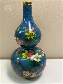ANTIQUE CHINESE HAND CRAFTED VASE *STUNNING* Other Items For