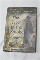 """""""The Tiger in the Smoke"""" by Margery Allingham"""
