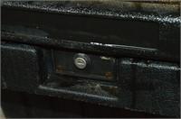 "Plastic Truck Toolbox 70"" (Locked, No Keys)"