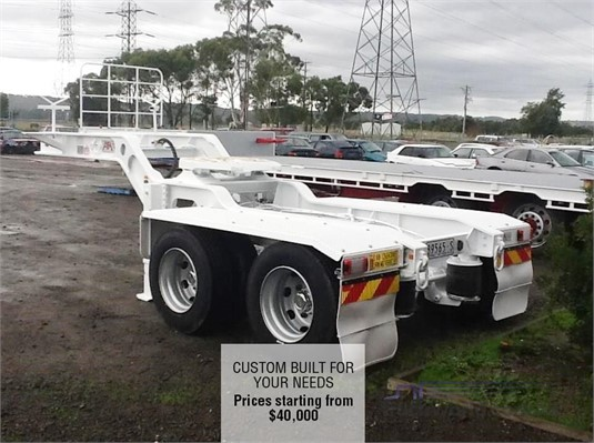 2020 AUSTRALIAN TRAILER MANUFACTURERS Dolly Trailer - Trailers for Sale