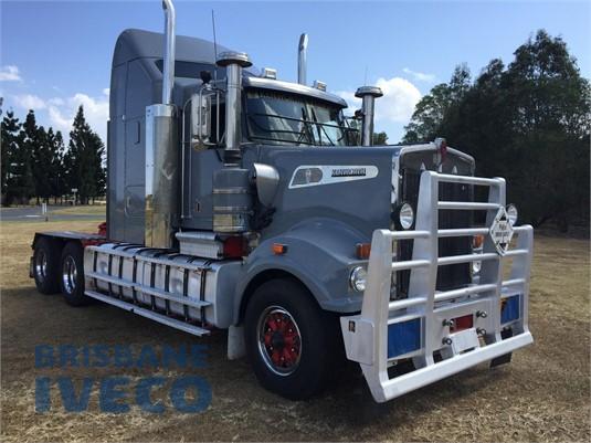 2009 Kenworth T908 Iveco Trucks Brisbane - Trucks for Sale