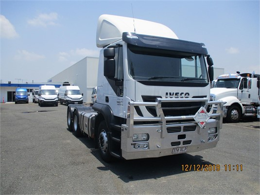 2017 Iveco Stralis AT500 - Trucks for Sale
