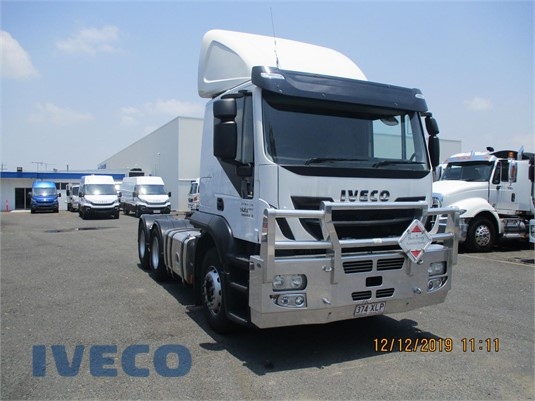 2017 Iveco Stralis AT500 Iveco Trucks Sales - Trucks for Sale