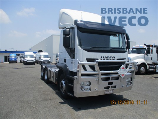 2017 Iveco Stralis AT500 Iveco Trucks Brisbane  - Trucks for Sale