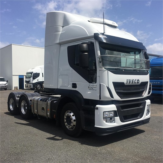 2018 Iveco Stralis AT500 - Trucks for Sale