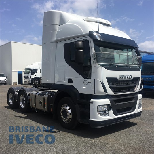 2018 Iveco Stralis AT500 Iveco Trucks Brisbane  - Trucks for Sale