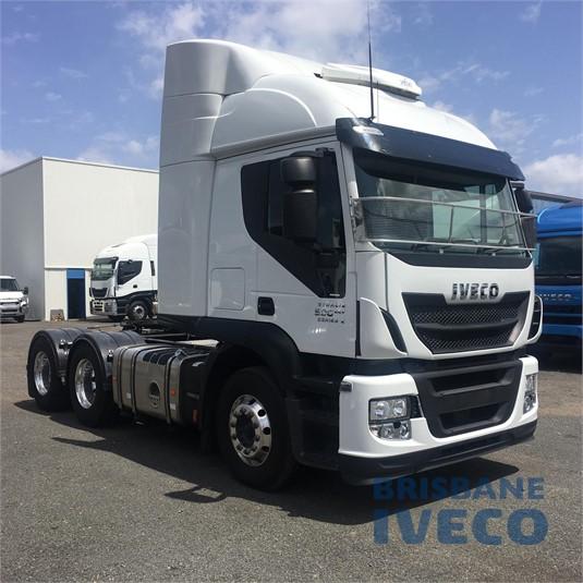 2018 Iveco Stralis AT500 Iveco Trucks Brisbane - Trucks for Sale