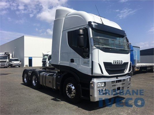 2018 Iveco Stralis 560 Iveco Trucks Brisbane - Trucks for Sale