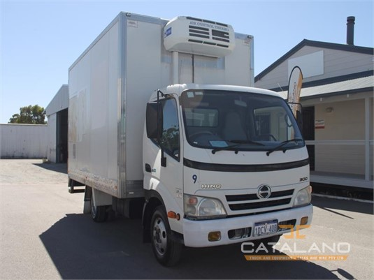 2009 Hino 300 Series 616 Catalano Truck And Equipment Sales And Hire - Trucks for Sale